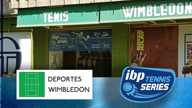 Encordados gratuitos en las IBP Tenis Series